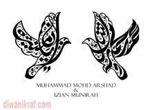 Muhammad Mohd Arshad & Izian Munirah