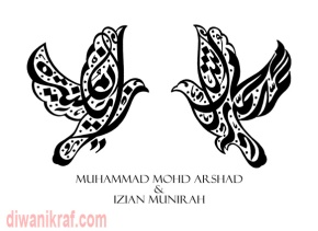 Muhammad Mohd Arshad & Izian Munirah