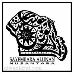 Logo Sayembara Alunan Nusantara