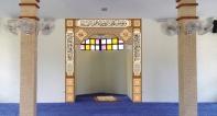 Khat / Kaligrafi di Surau At-Taqwa No. 1, Jalan Damai Murni 9, Alam Damai, Cheras 56000, Kuala Lumpur