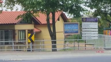 papan tanda surau at-taqwa cheras3